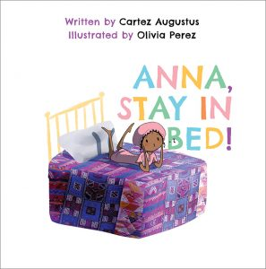 Anna, Stay in Bed on Amazon